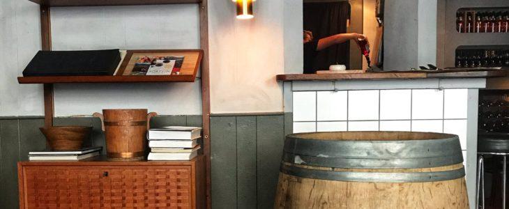 Portvinssmagning på Portvinsbaren i København