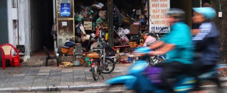 Hanoi by travle liv