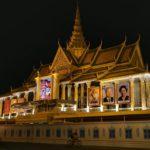 Det kongelig palads i Phnom Penh
