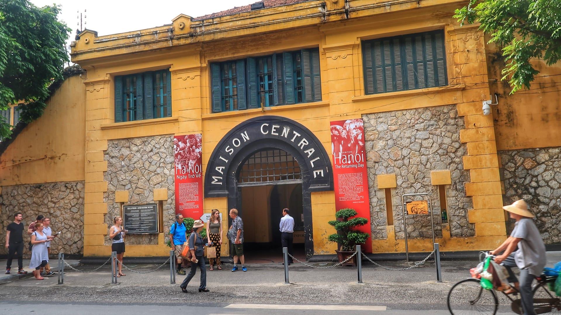 Hanoi fængsel - Maison Centrale - Hoa Lo