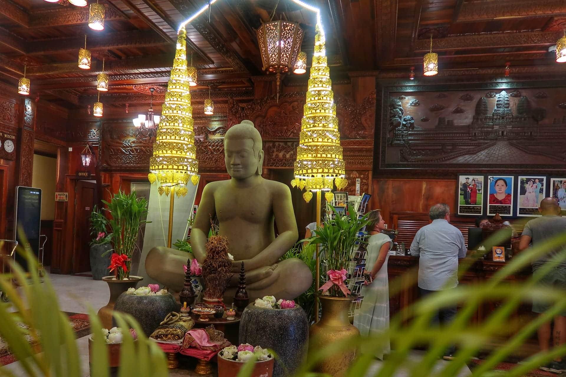 Okay Boutique Hotel i Phnom Penh