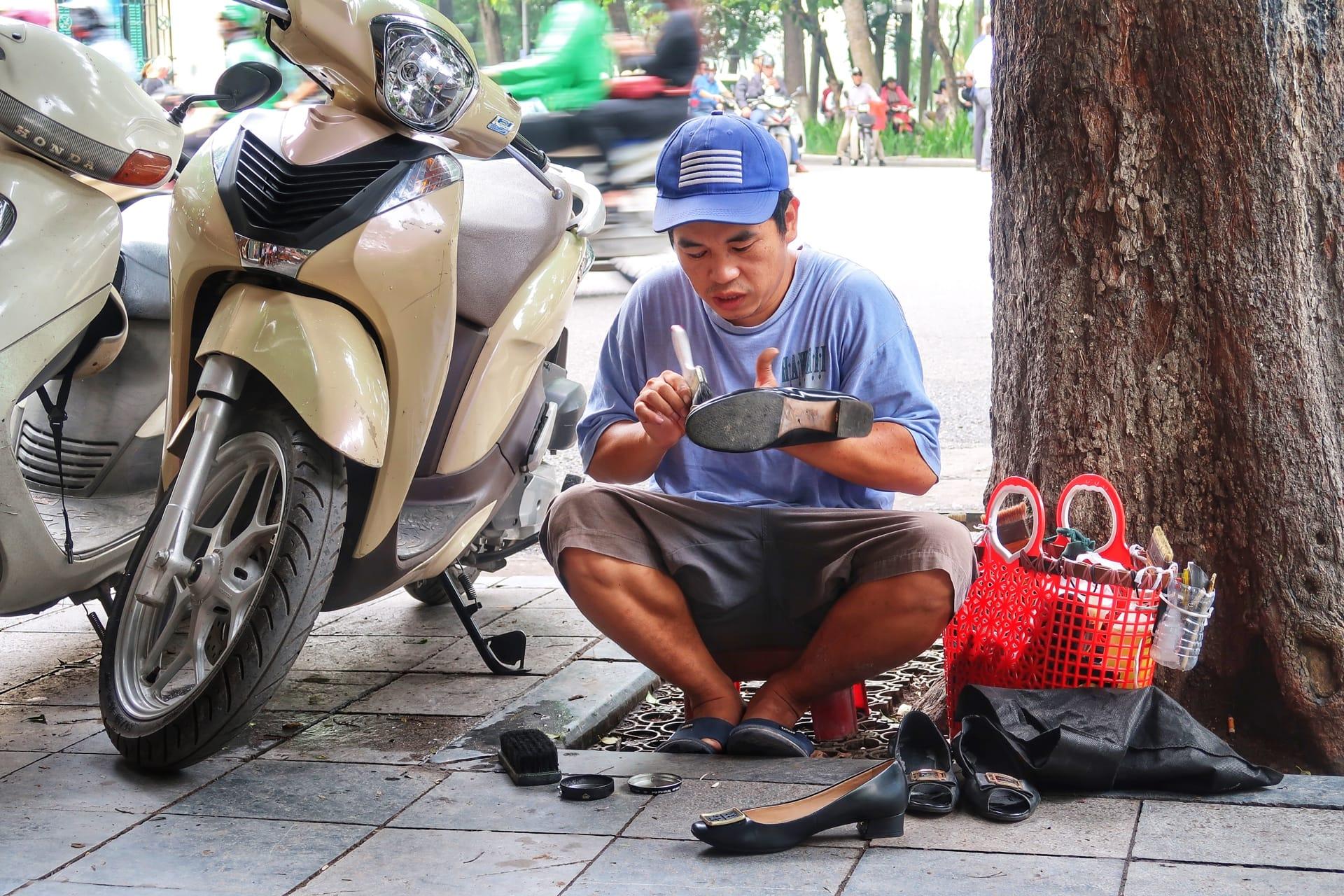 Skopudser på hanios gader