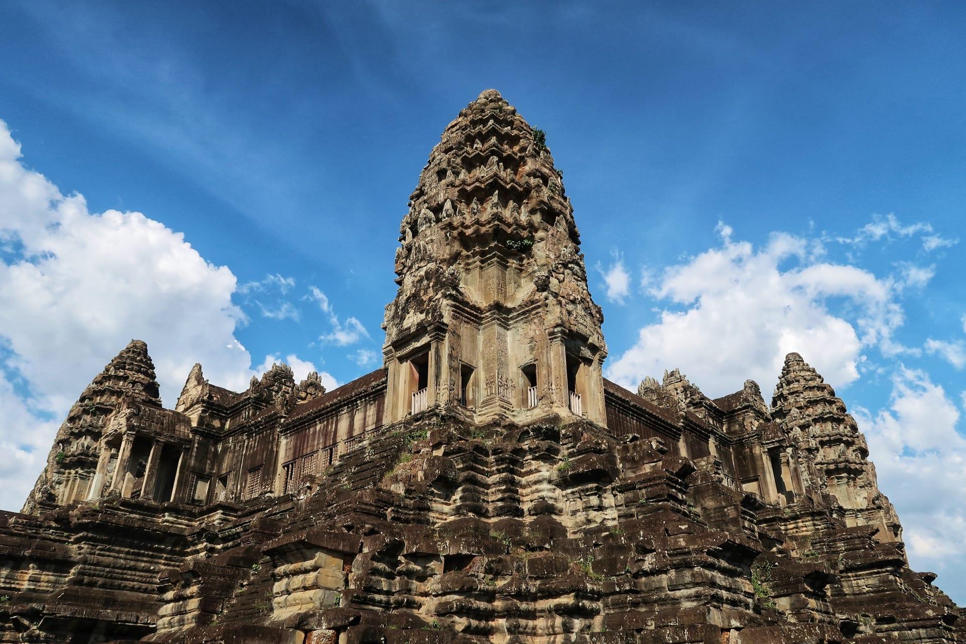 Angkor Wat templet