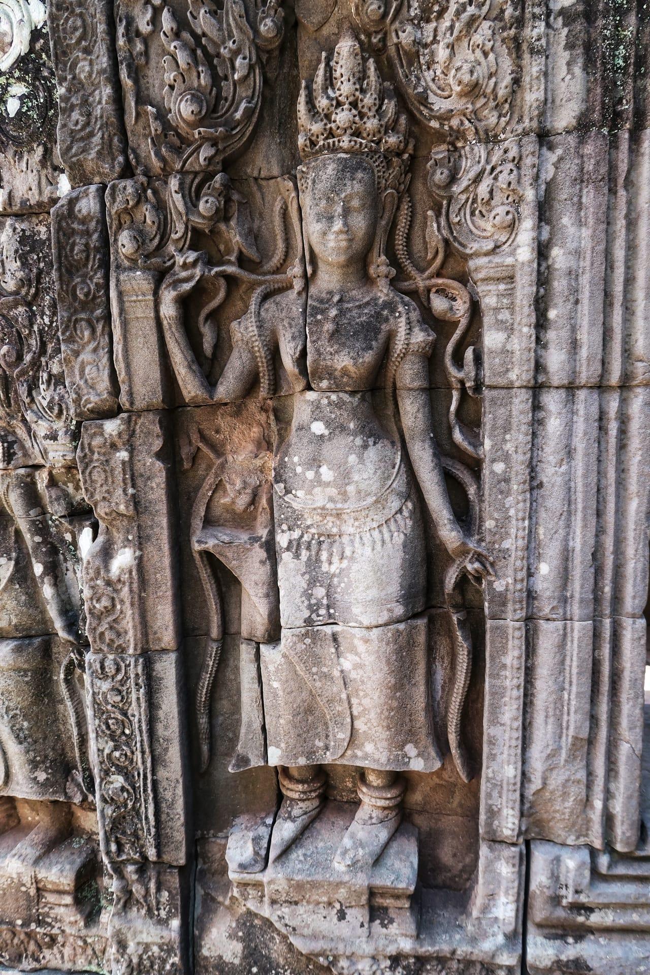 Angkor dekoration 2