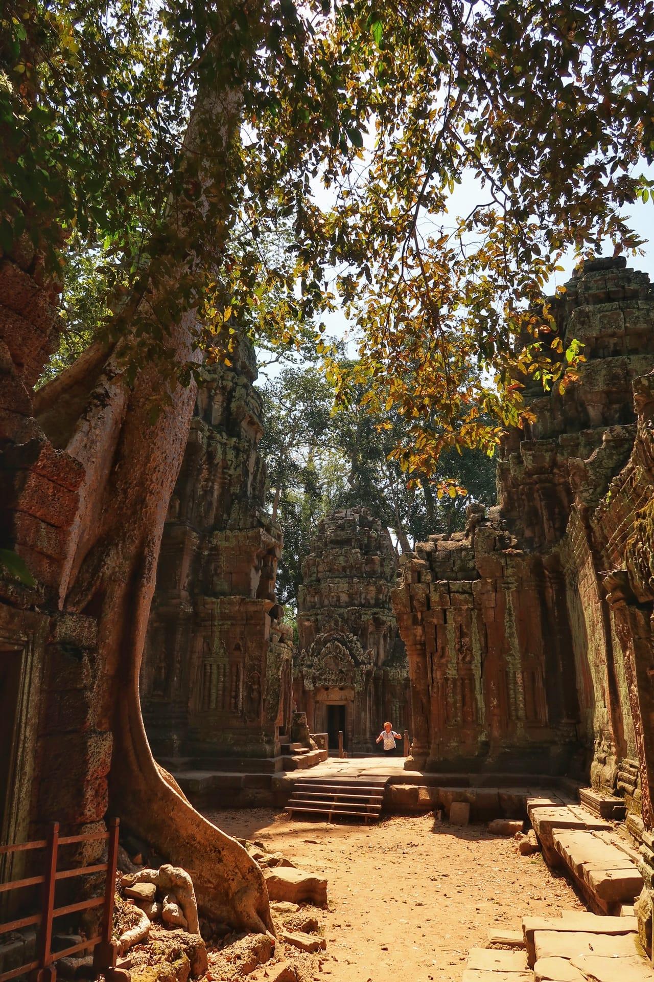Angkor ruiner