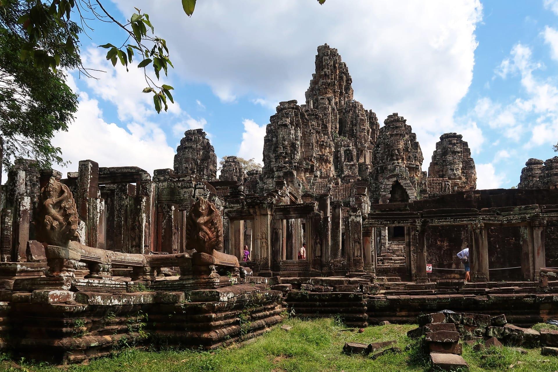 Billede ude fra af Angkor Thom